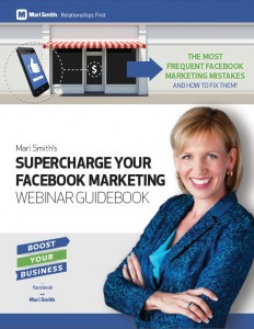 facebook marketing guide cover