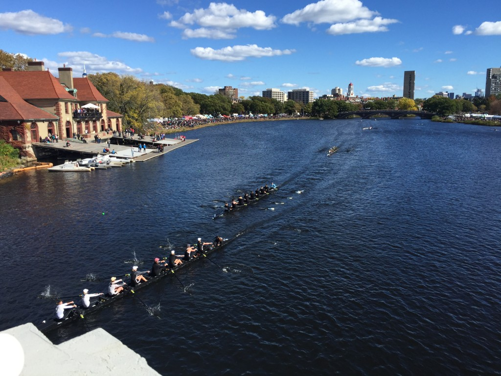 Head of the Charles River, Boston MA