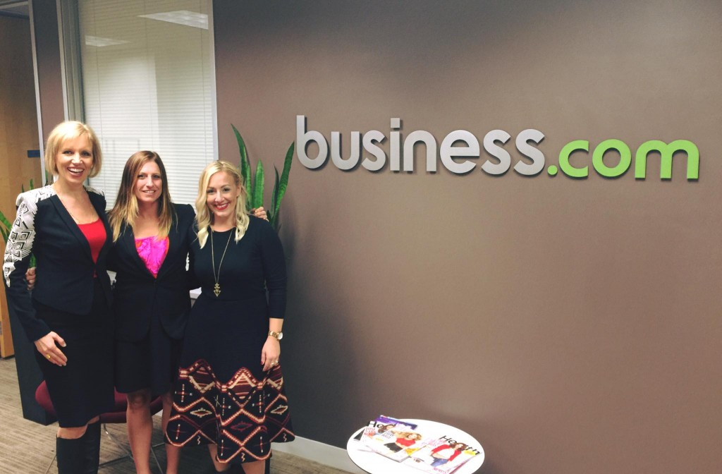 Mari Smith, Shayna Marks, Leah Tremain - Business.com