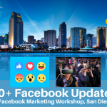10 Facebook Updates and Facebook Workshop