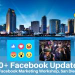 10 Facebook Updates and Facebook Workshop