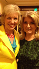 Mari Smith and Arianna Huffington