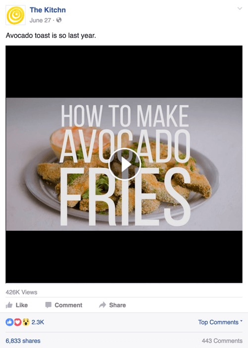 Avocado Fries Video from The Kitchn