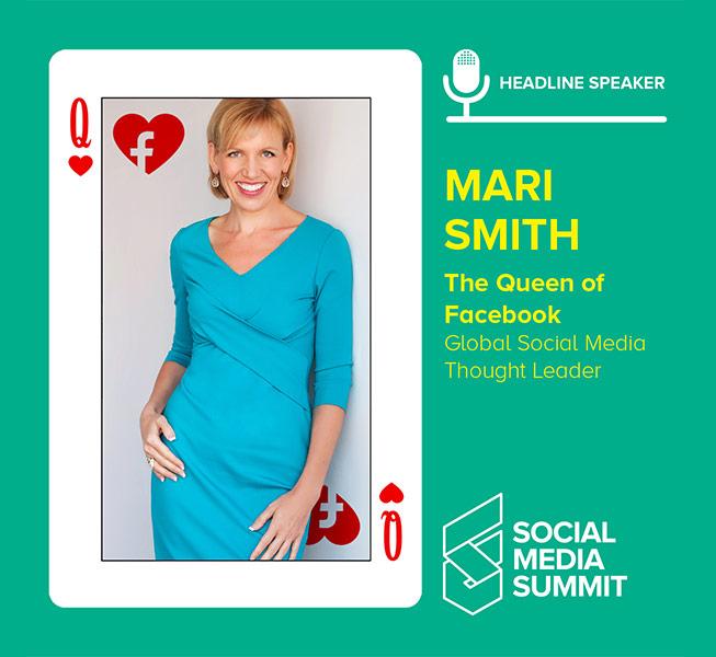 Social Media Summit Ireland Mari Smith