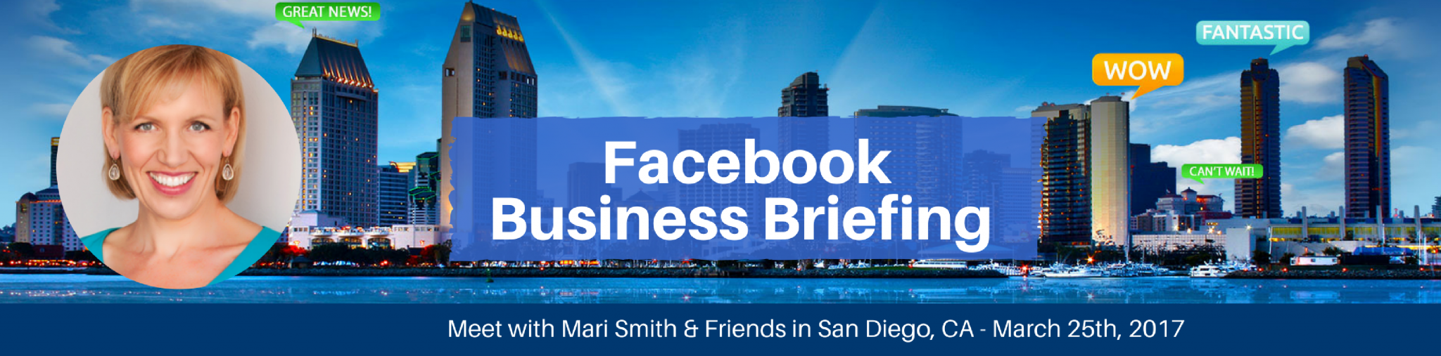 Facebook Business Briefing with Mari Smith