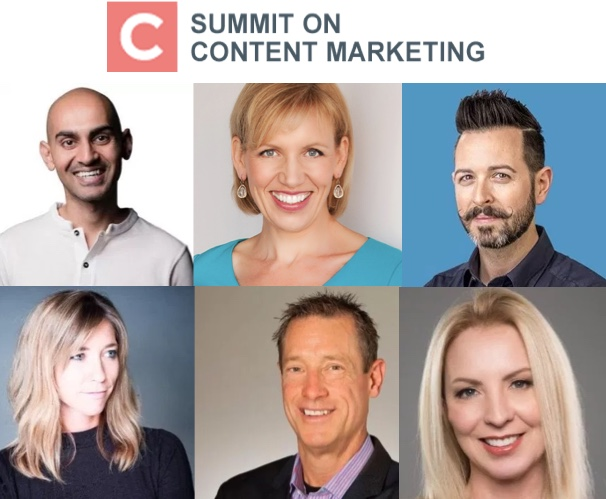 Summit On Content Marketing 2017