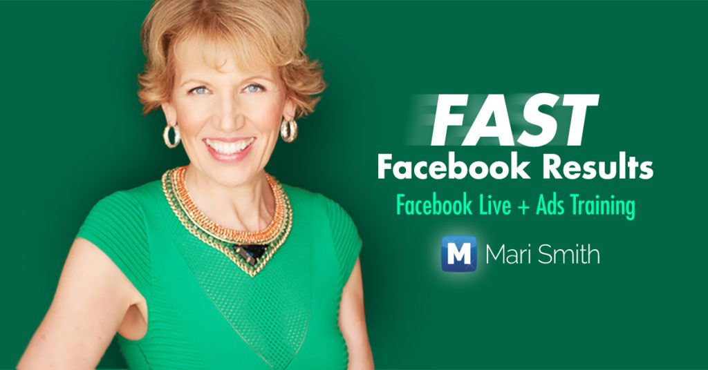 Fast Facebook Results with Mari Smith