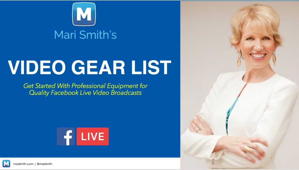 mari smith video-gear-list-cover