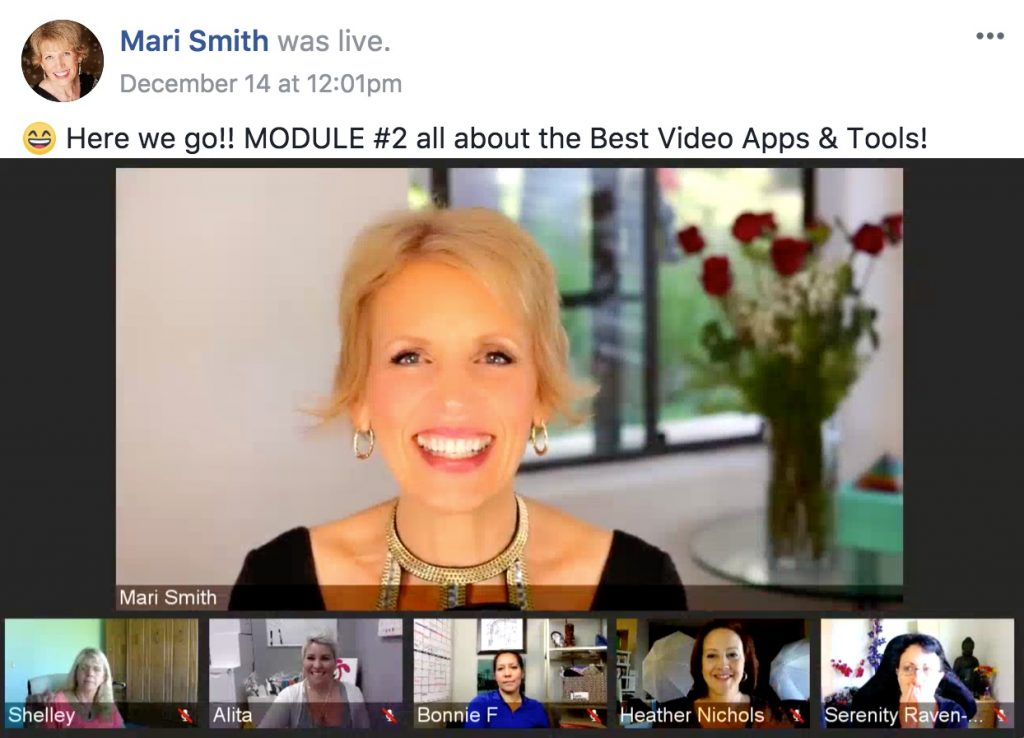 FAST Facebook Results Module #2