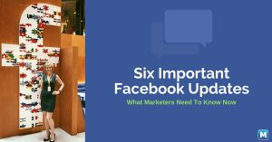 six important facebook updates