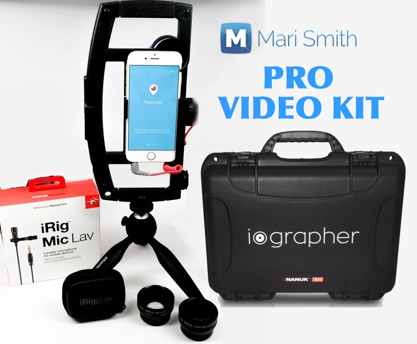 mari smith iographer kit