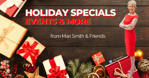 mari smith holiday specials events and more