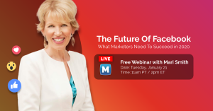 future of facebook webinar with mari smith