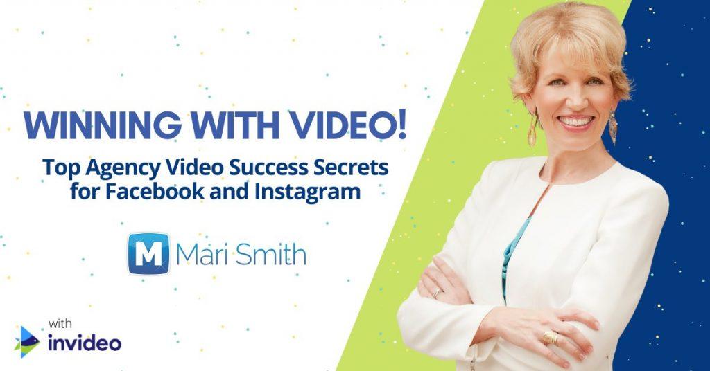winning with video Mari Smith InVideo