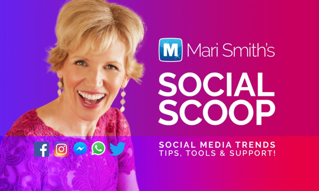 mari smith facebook group social scoop free facebook marketing support