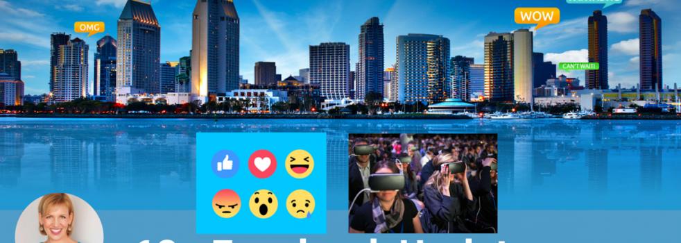 10 Facebook Updates + Live Facebook Marketing Workshop, San Diego