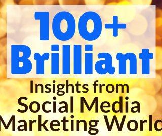 100+ Brilliant Insights From Social Media Marketing World 2015 #SMMW15