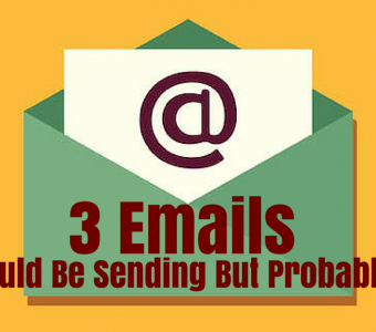 3 Types Of Emails You Should Be Sending But Aren't: The Social Scoop Issue 137