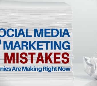 7 Social Media Marketing Mistakes You May Be Making (And How To Fix Them)