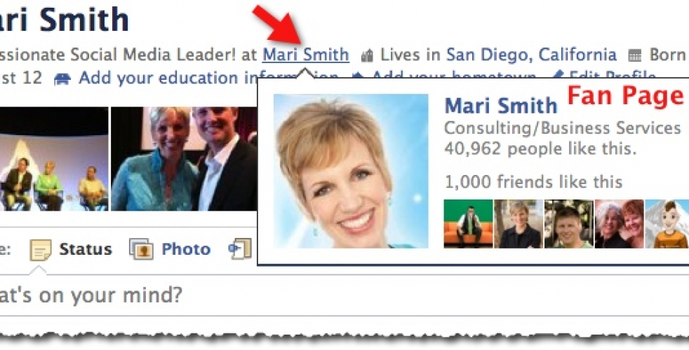 The #1 Mistake On Your Personal Facebook Profile