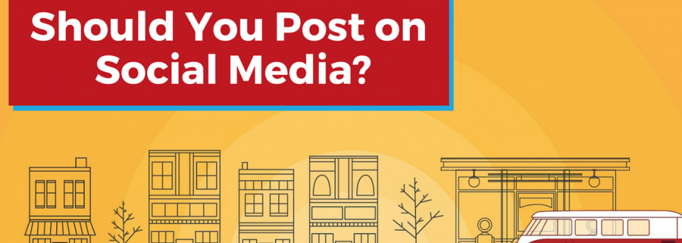 How Often Should You Post On Facebook, Twitter, Pinterest, Instagram?