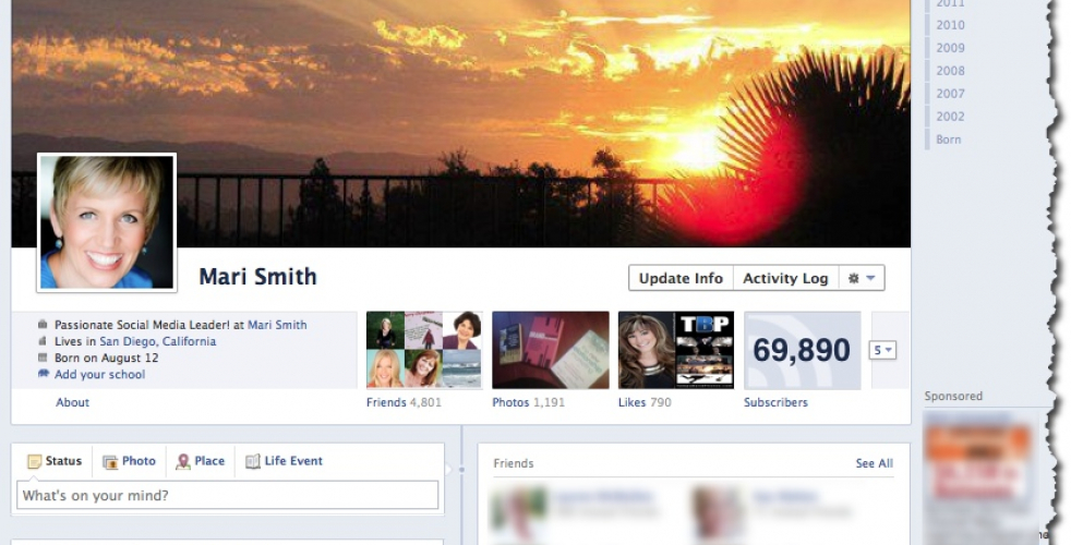 Facebook Timeline Cover Images – Is Promotional Content Allowed?