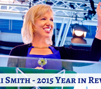 2015 Year In Review – A Magical Year of Travel, Speaking and Partnerships