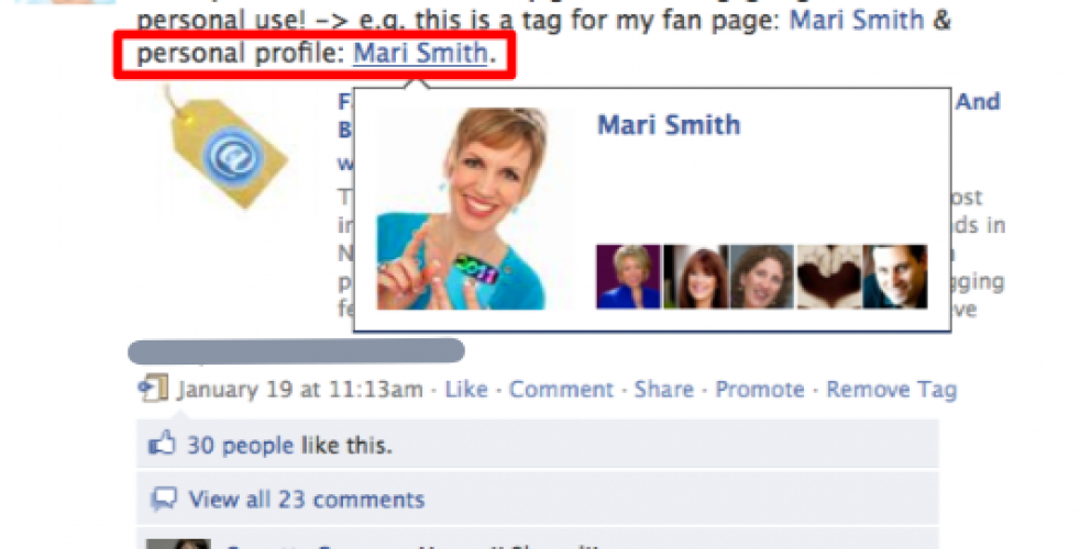 Four Ways To Post On Your Facebook Fan Page As Yourself