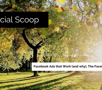 Facebook Ads That Actually Work (and why), The Facebook Funnel and More: The Social Scoop 12/9/2016