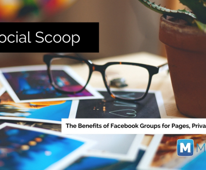 Facebook Groups for Pages, Facebook Privacy Settings & More: The Social Scoop 9/20/17