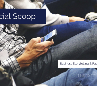 Business Storytelling Ideas, Successful Facebook Strategies & More: The Social Scoop 11/4/2016