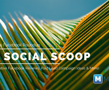 Handling Negative Facebook Reviews, Paid Lead Campaign Ideas and More: The Social Scoop 3/15/17