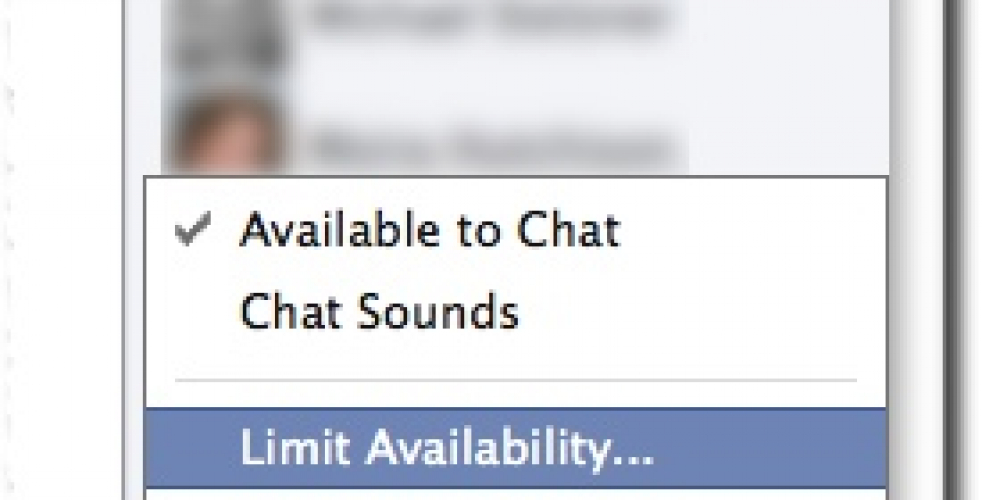 How To Edit Your New Facebook Chat Sidebar and Settings