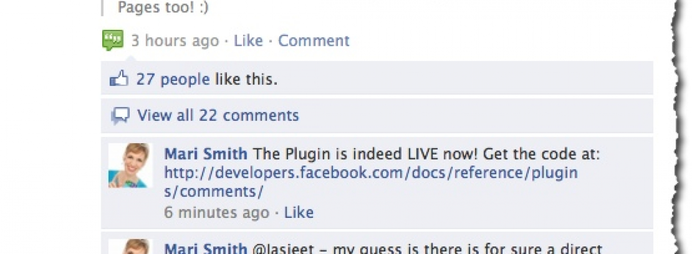 Facebook Comments Plugin Upgrades – What You Need To Know