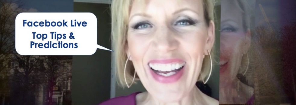 Facebook Live – Top Tips and Predictions from Mari Smith