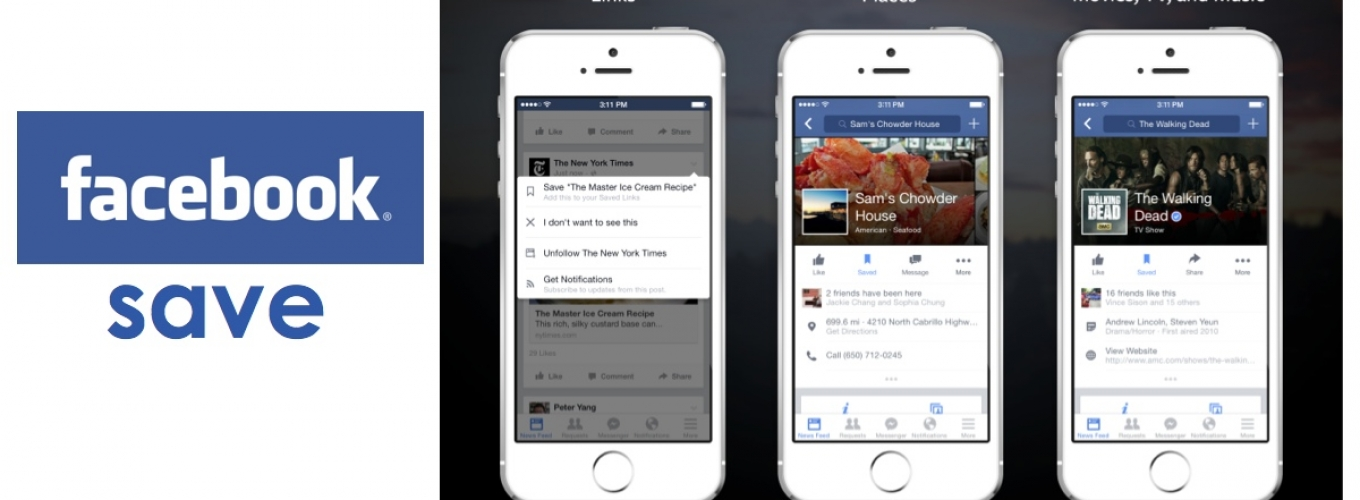 5 Things Businesses Need To Know About Facebook's New Save Feature [Updated]